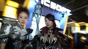 Games-Show in Tokio: Neue Kleidung reagiert auf Gefühle