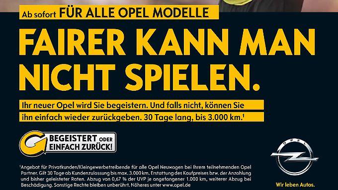 Für die Kampagne ist Dortmunds Trainer Jürgen Klopp der Markenbotschafter.