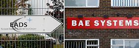 Frankreich will drin bleiben: EADS-BAE-Fusion ist in Gefahr