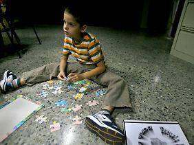 Viele Autisten vertiefen sich in individuelle Spezialinteressen.