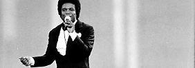 Ein Höhepunkt seiner Karriere: Roberto Blanco singt Mitte der 70er-Jahre in seiner eigenen Show im ZDF.