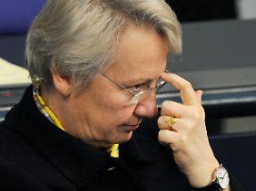 Schavan stand unter dem Druck der Vorgaben aus NRW.