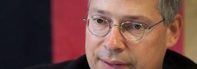 """Manfred Rouhs will mit """"Unschuld der Muslime"""" Geld einnehmen."""