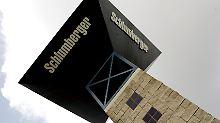 Schlumberger kauft zu - und zwar gewaltig.
