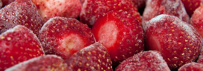Erdbeeren aus China haben die Erkrankungswelle ausgelöst.