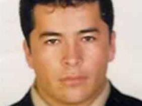 """Heriberto Lazcano Lazcano alias """"El Lazca""""."""