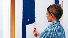 Bei Auszug müssen Wände und Türen adäquat gestrichen werden, sonst droht Schadenersatz. Foto:DIY-Academy