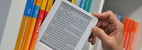 Fluch oder Segen?: E-Books sind auf dem Vormarsch