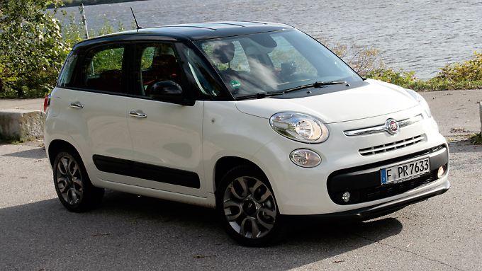 Einen Fiat 500 haben die meisten anders in Erinnerung, aber hier geht es auch um Image-Transfer.