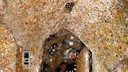 Das sonderbarste Eigenheim der Welt: Der Gaudí von Paraisópolis