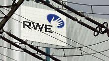 Aussichtsreiche Long-Hebel: RWE führt den DAX an