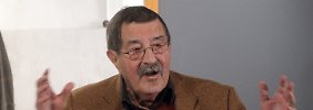 Günter Grass erneuert seine Kritik an Israel.