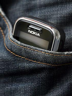 Die Auswirkungen vom Handy in der Hosentasche konnten bisher nicht sicher belegt werden.