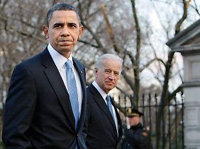 Obama hatte massiv für eine Verlängerung der Anti-Terror-Maßnahmen geworben.