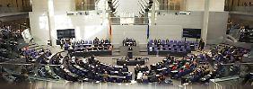 Gemessen am Wahlergebnis 2009 hieße der Kompromiss: Zu den 24 Überhangmandaten kommen noch Ausgleichsmandate hinzu.