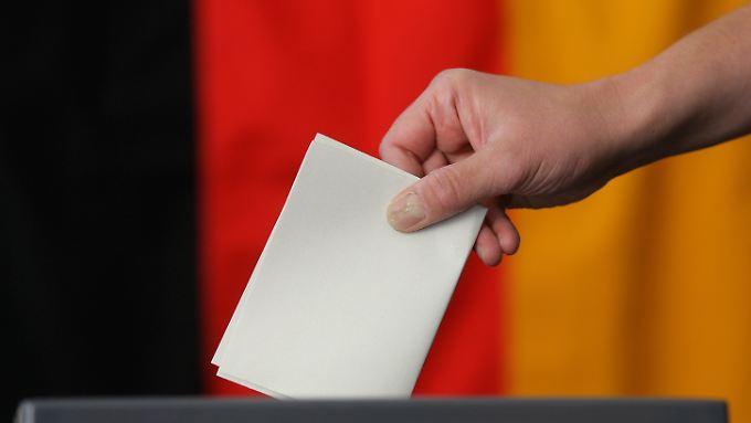 Die Bundestagsfraktionen, mit Ausnahme der Linken, haben sich auf eine Reform des Wahlrechts geeinigt.