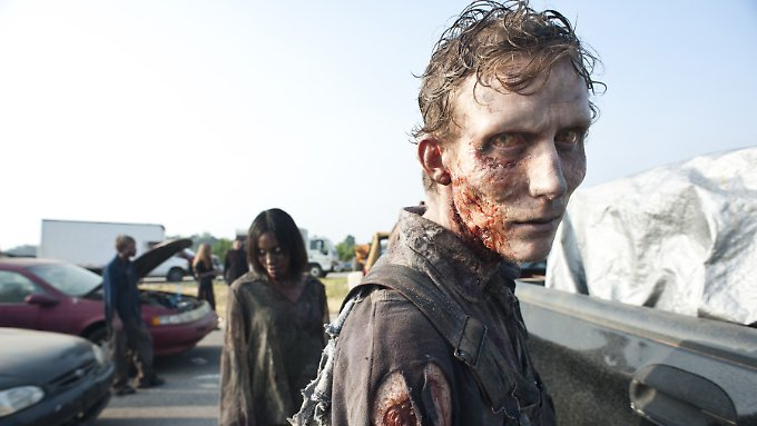 "Morbider Spaß als Werbeaktion für ""The Walking Dead""?"