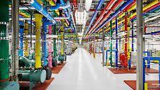 Google von innen: Besuch auf der Serverfarm