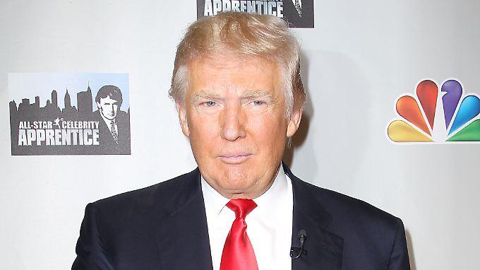 Dieser Mann hat deutsche Wurzeln: Donald Trump.