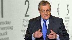Mein ganz persönlicher Wochenrückblick: Nice office: Merkel parliert englisch