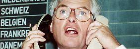 Börsencrash 1987: Schnell vergessen, doch dazugelernt