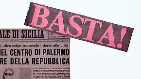 """Gefährlicher Kampf gegen die Mafia: """"Addiopizzo - Adieu, Schutzgeld"""""""