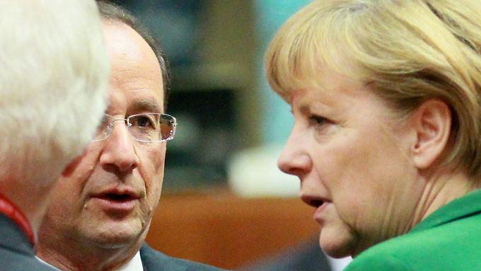 Merkel erringt beim EU-Gipfel einen Etappensieg.