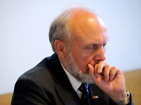Hans-Werner Sinn will, dass einzelne Länder aus der Eurozone austreten können.