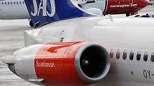 Lufthansa im Gespräch: SAS sucht Käufer