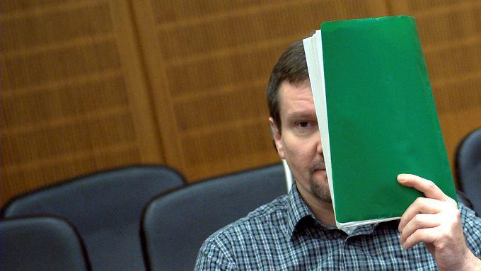 Thomas Feldhofer muss 14 Jahre ins Gefängnis. Dort saß er bereits von 2001 bis 2008.