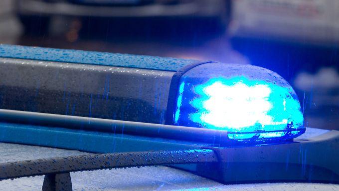 Die Polizei nahm vier Hauptverdächtige fest.