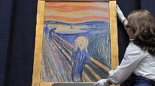 Kunst Ausstellungen USA: «Der Schrei» im New Yorker Museum of Modern Art