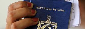 Ein weiterer Schritt der Öffnung: Kuba lässt Flüchtlinge heim