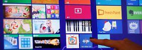 Tablet und Windows 8 vor Verkaufsstart: Microsofts Surface nur der Anfang