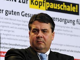 Der Ton in der Auseinandersetzung mit SPD-Chef Gabriel wird zunehmend schärfer.