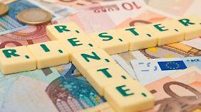 Das Interesse an Riester-Versicherungen ist deutlich abgeflaut.