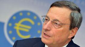 """Umstrittener EZB-Chef: """"Am Rande der Legalität"""""""