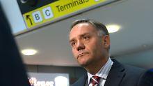 Aufräumen auf der BER-Baustelle: Beurlaubter Flughafenchef erhält Kündigung