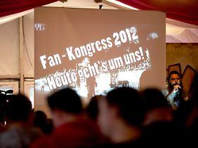 In Berlin herrschte Einigkeit - unter den versammelten Fußballfans.
