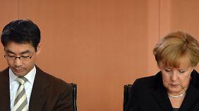 Verhärtete Fronten vor Gipfeltreffen: Koalition diskutiert Streitthemen