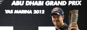 Anschließend fühlte sich Vettel wie der Sieger.