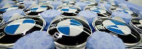 München trotzt der Auto-Krise: BMW dreht mächtig auf