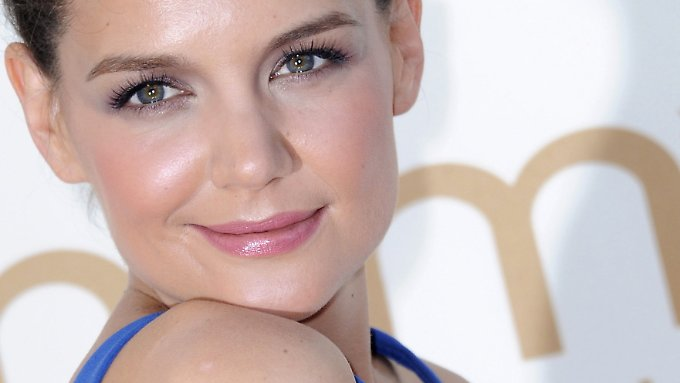 Katie Holmes spielt am New Yorker Broadway.