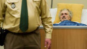 Schwerkranker vor Gericht: Dachauer Todesschütze gesteht