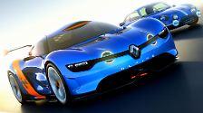 Eine Legende kehrt zurück: Renault reanimiert Alpine