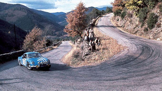 Mit seinen Sportwagen feierte der Alpine die größten Erfolge.