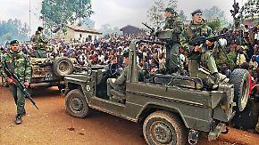 n-tv 1994: Ruanda versinkt im Bürgerkrieg