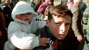 n-tv 1999: Der Kampf um das Kosovo