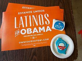 Die Latinos sind wohl jetzt schon eine entscheidende Gruppe.