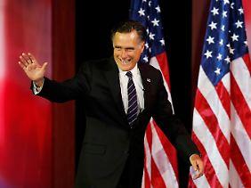 Romney erzielte schlechte Werte bei den Frauen.